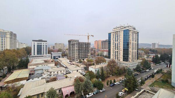 Город Душанбе, архивное фото - Sputnik Таджикистан