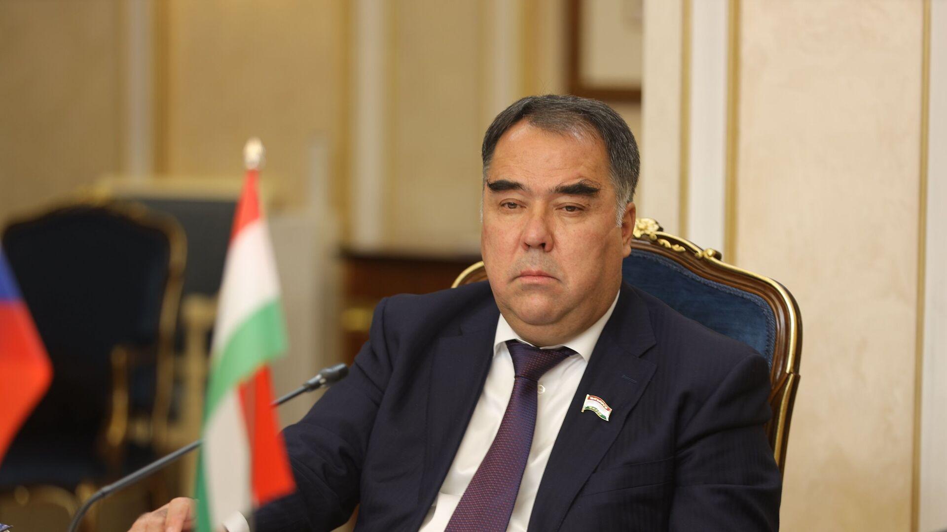 Председатель области Раджаббой Ахмадзода  - Sputnik Таджикистан, 1920, 16.06.2021