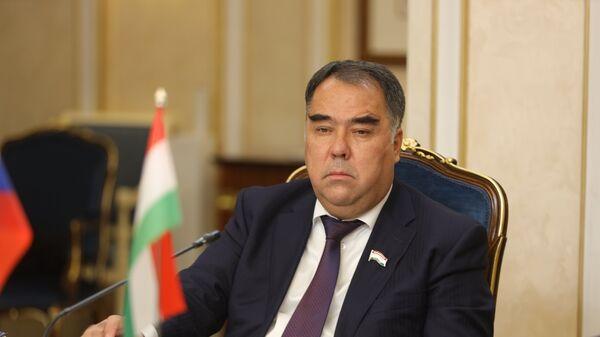 Председатель области Раджаббой Ахмадзода  - Sputnik Тоҷикистон