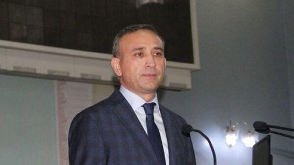 Глава Нацбанка Таджикистана Хоким Холикзода  - Sputnik Тоҷикистон
