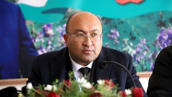 Баховаддин Баходурзода, председатель город Исфара - Sputnik Тоҷикистон