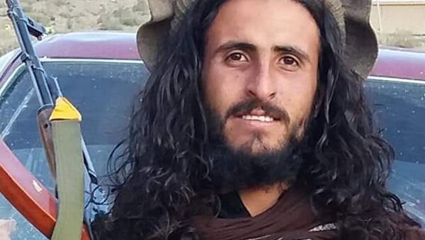 Боевик Хамза Вазиристани, один из организаторов терактов в Афганистане - Sputnik Таджикистан