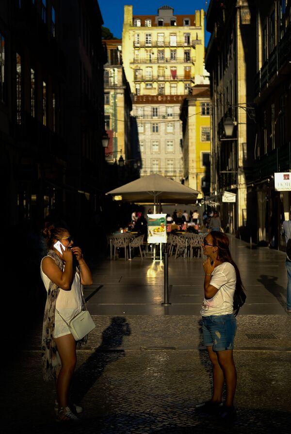 Лиссабон, получивший звание World's Leading City Break Destination 2020 - Sputnik Таджикистан