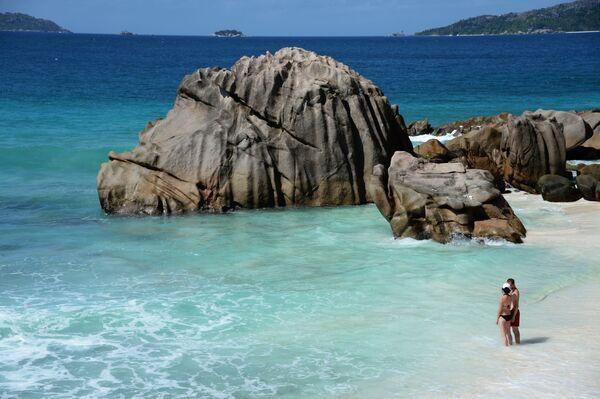 Сейшельские острова, получившие звание World's Most Romantic Destination 2020 - Sputnik Таджикистан