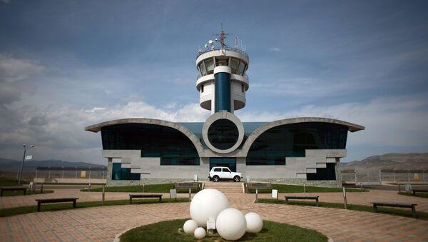 Степанакертский аэропорт, архивное фото - Sputnik Таджикистан