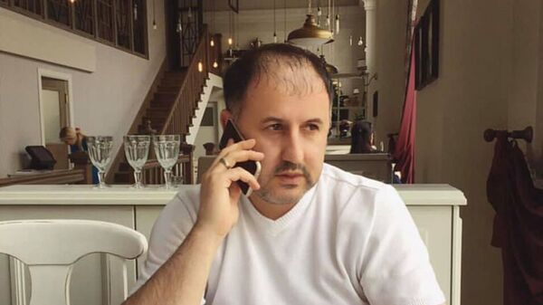 Киёмиддин Саидов, представитель Таджик Эйр - Sputnik Таджикистан
