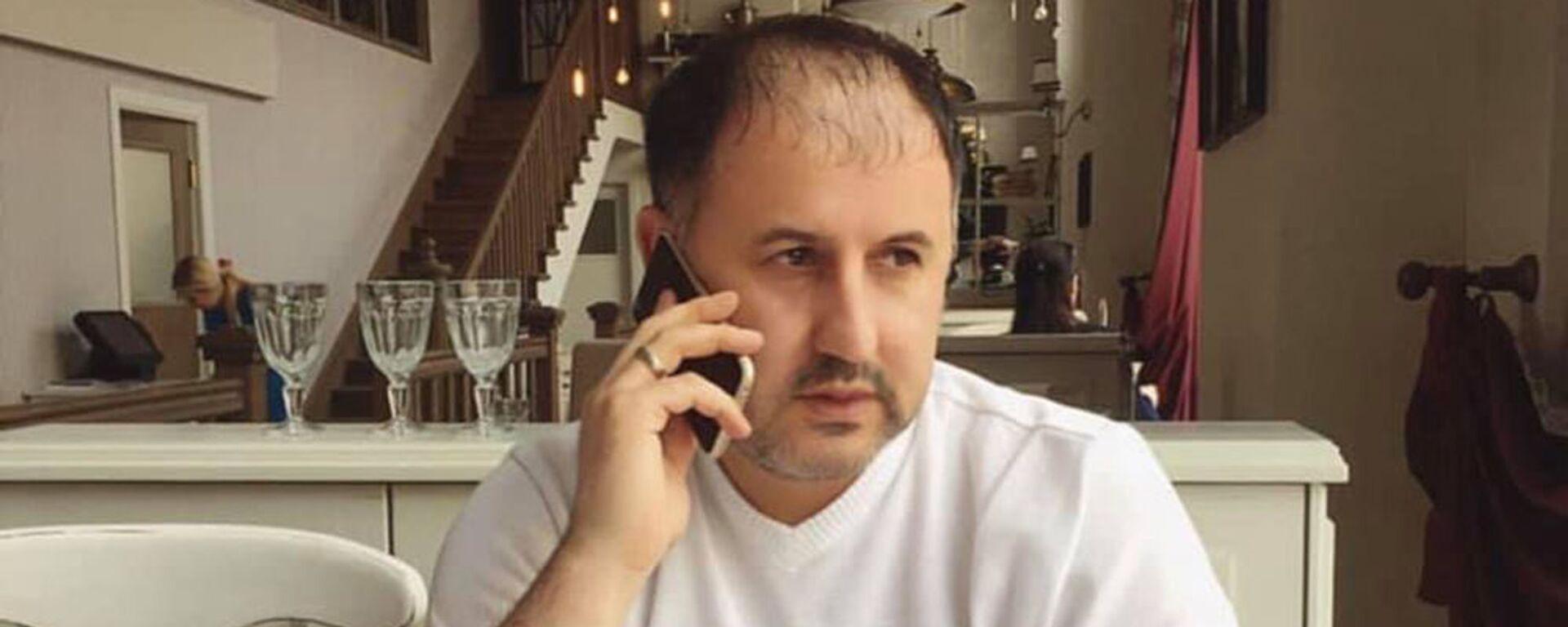 Киёмиддин Саидов, представитель Таджик Эйр - Sputnik Таджикистан, 1920, 03.12.2020