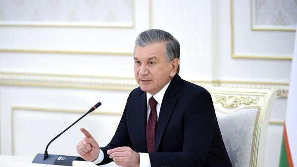 Шавкат Мирзиёев - Sputnik Тоҷикистон