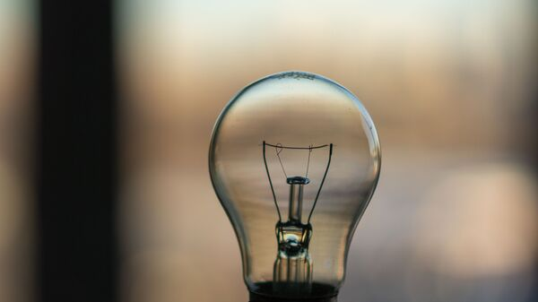 Лампочка, архивное фото - Sputnik Таджикистан
