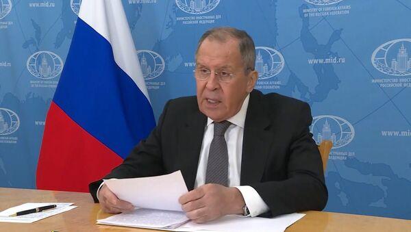 Лавров обвинил США в подлости по отношению к Сирии - YouTube - Sputnik Тоҷикистон