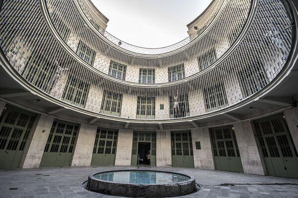 Музей - тюрьма Министерства государственной безопасности Ирана времён правления шаха Мохаммеда Реза Пехлеви (1957—1979) - Sputnik Таджикистан