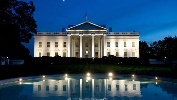 Здание Белого Дома в Вашингтоне - Sputnik Таджикистан