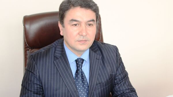 Машраб Файзуллоев, экономист, доктор экономических наук, РТСУ, Таджикистан - Sputnik Таджикистан