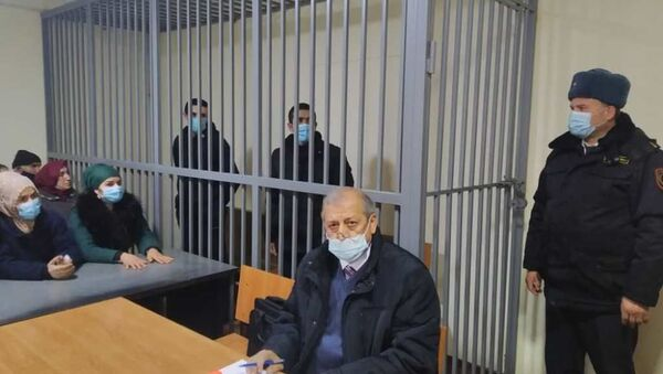 Суд над убийцами двух девушек в Варзобском районе  - Sputnik Таджикистан