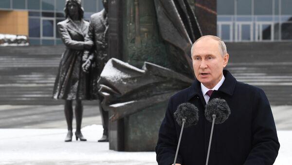 Владимир Путин - Sputnik Таджикистан