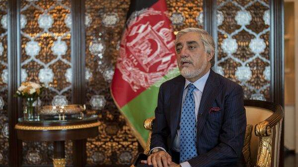 Председатель высшего совета Афганистана Абдулла Абдулла - Sputnik Тоҷикистон