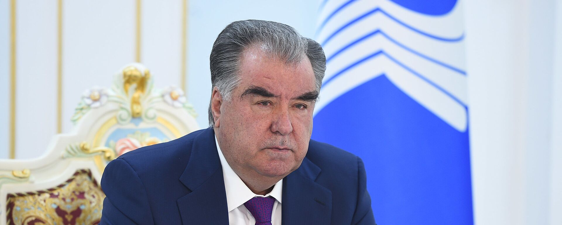 Президент Республики Таджикистан Эмомали Рахмон - Sputnik Тоҷикистон, 1920, 03.03.2021