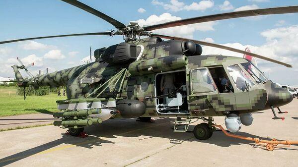 Вертолет Ми-8АМТШ-ВН - Sputnik Таджикистан