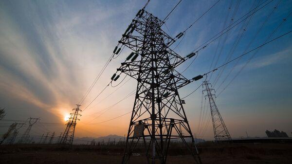 Линия электропередачи - Sputnik Таджикистан