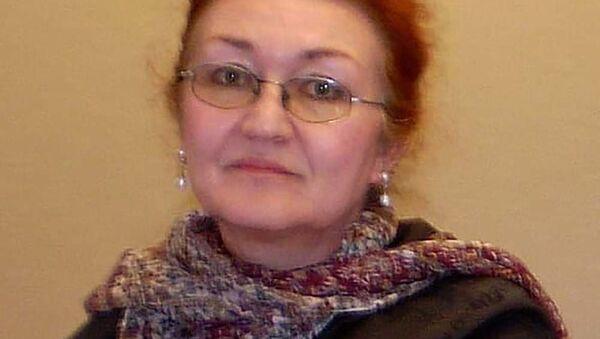 Олимова Саодат - Sputnik Таджикистан