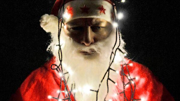 Санта Клаус - Sputnik Таджикистан