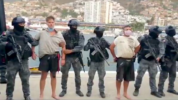 Военная операция, предпринятая 3 мая 2020 года с целью захвата власти в Венесуэле - Sputnik Таджикистан