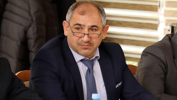 Рустам Абдуллоев, новый руководителем департамента судейства и инспектирования ФФТ - Sputnik Тоҷикистон