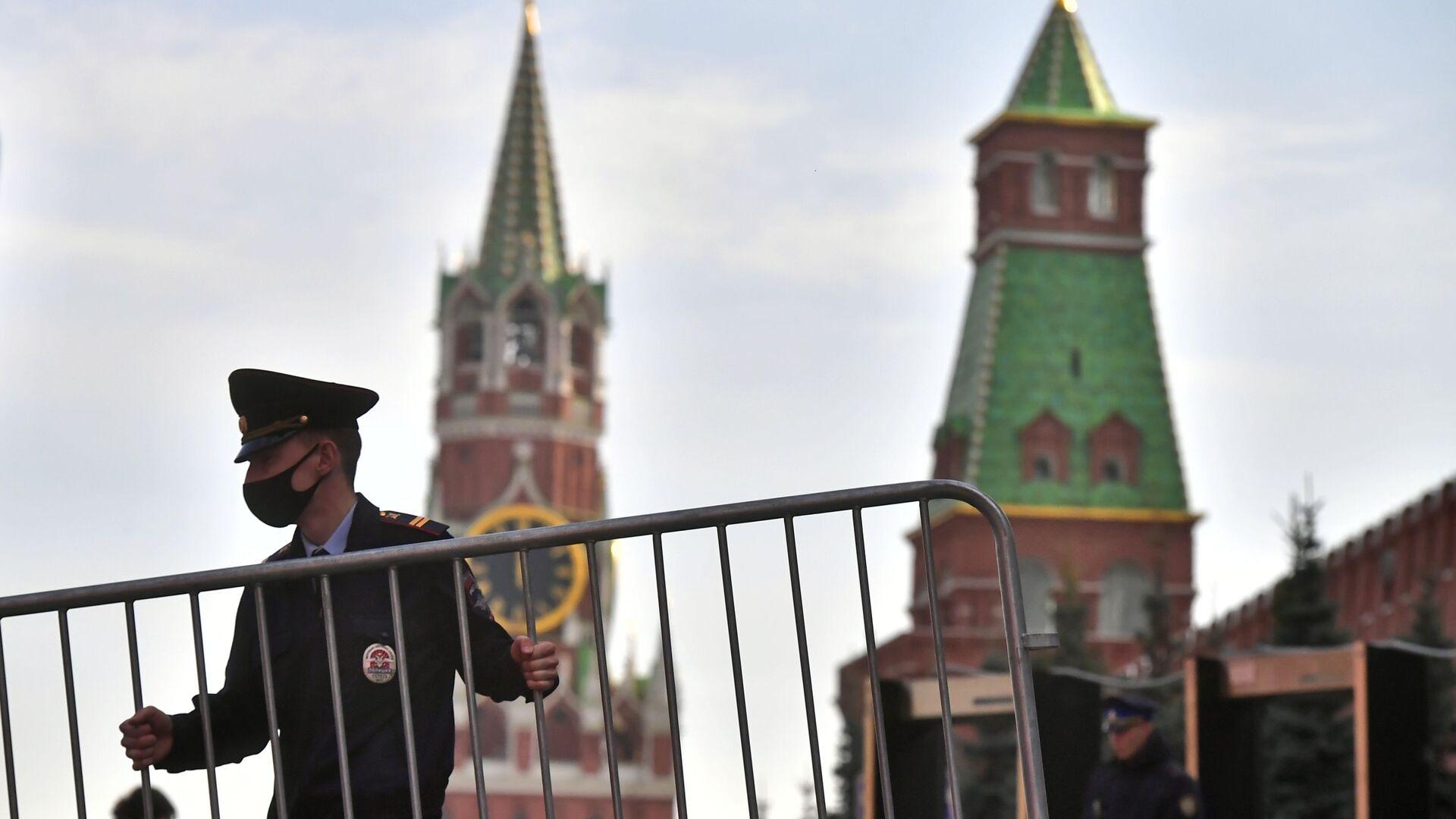 Москва в период коронавирусной инфекции - Sputnik Таджикистан, 1920, 22.05.2021
