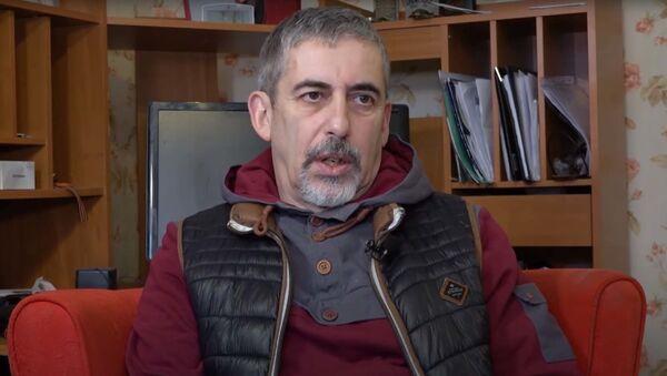 Русскоязычный журналист Владимир Линдерман - Sputnik Тоҷикистон