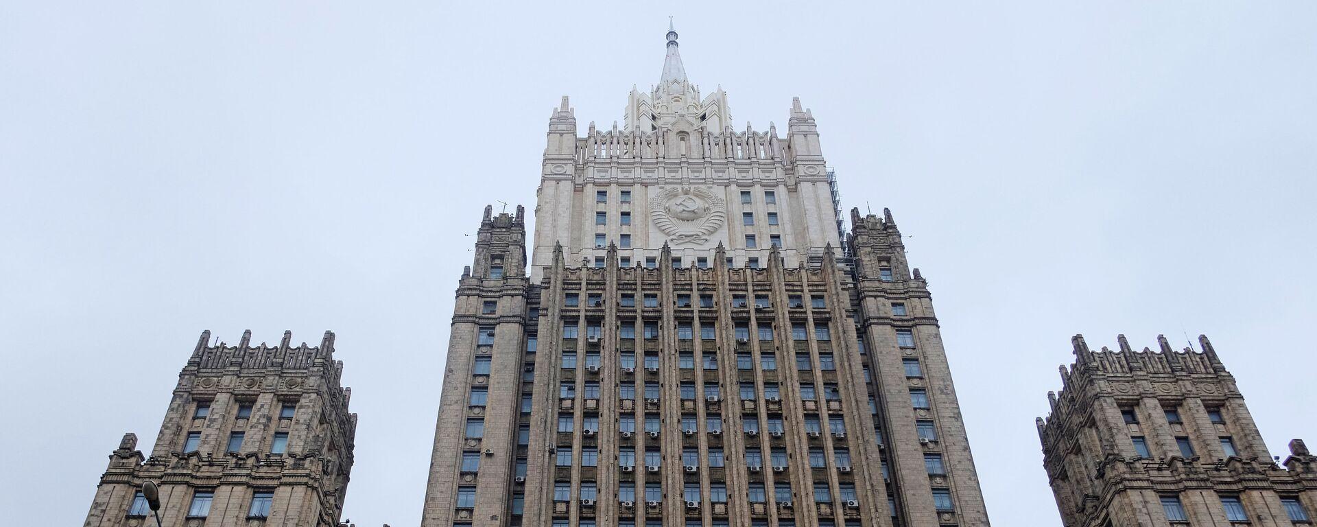 Министерство иностранных дел России - Sputnik Тоҷикистон, 1920, 30.09.2021