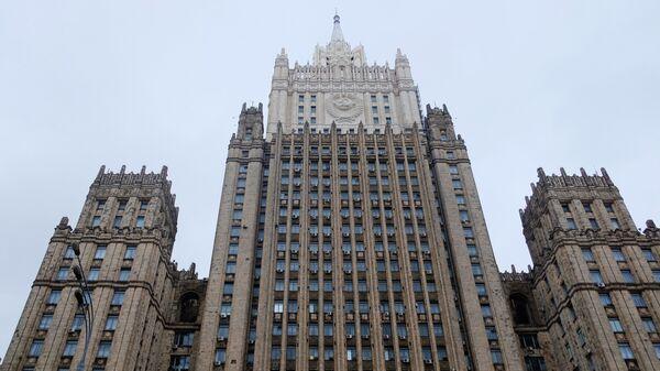 Министерство иностранных дел России - Sputnik Таджикистан