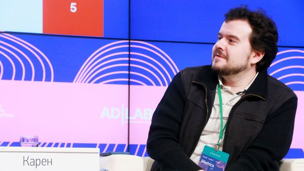 Главный аналитик РАЭК Карен Казарян - Sputnik Таджикистан