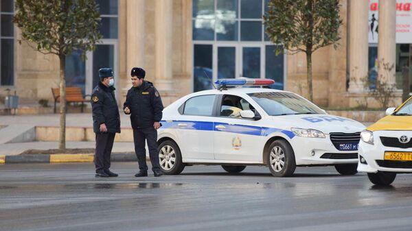 Сотрудники милиции - Sputnik Таджикистан