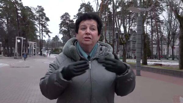 «Объявили настоящую травлю»: Алла Березовская о задержаниях русскоязычных журналистов в Латвии - YouTube - Sputnik Тоҷикистон