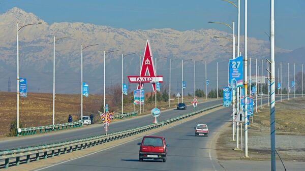 Таджикский алюминиевый завод Талко, архивное фото - Sputnik Тоҷикистон