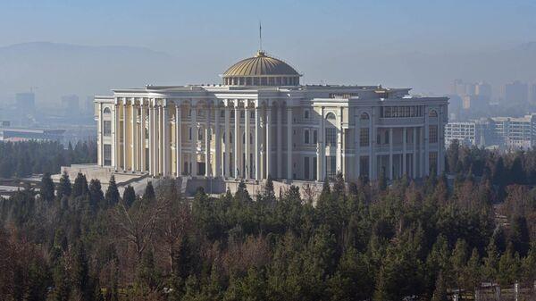 Дворец нации в городе Душанбе - Sputnik Тоҷикистон