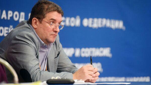 Глава комиссии СПЧ по военно-гражданским отношениям Сергей Кривенко - Sputnik Таджикистан