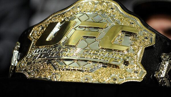 Пояс чемпиона UFC - Sputnik Тоҷикистон