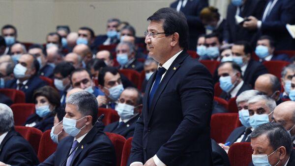 Министр здравоохранения Таджикистана Джамолиддин Абдуллозода - Sputnik Таджикистан