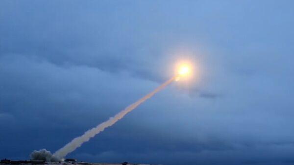 Испытания крылатой ракеты с ядерным двигателем «Буревестник» - Sputnik Тоҷикистон