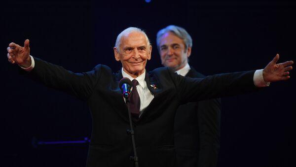 Церемония вручения премии Звезда Театрала - Sputnik Таджикистан