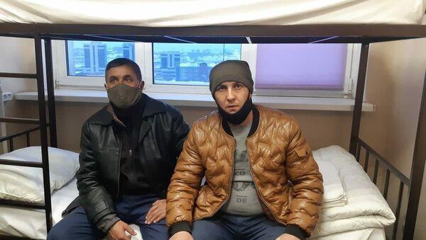 Таджикские мигранты приехали на работу в Иркутск - Sputnik Тоҷикистон