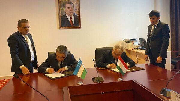 Переговоры по демаркации границы Таджикистана и Узбекистана - Sputnik Тоҷикистон