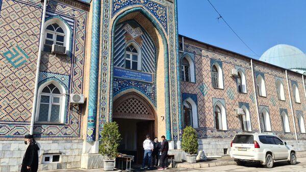 Открытие мечетей в Таджикистане - Sputnik Таджикистан