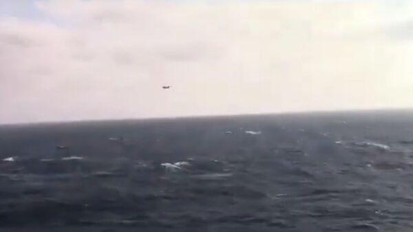 Су-24 напугал американских военных - Sputnik Тоҷикистон