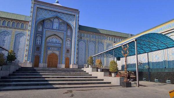 В Таджикистане открылись мечети - Sputnik Тоҷикистон