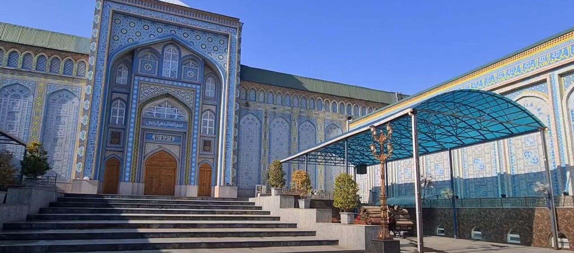 В Таджикистане открылись мечети - Sputnik Тоҷикистон, 1920, 02.02.2021