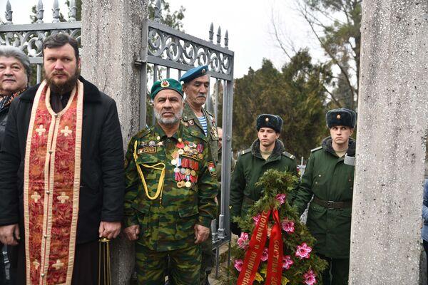 На мероприятии присутствовали иерей Роман Чебоненко и представители общественных организаций Душанбе - Sputnik Таджикистан