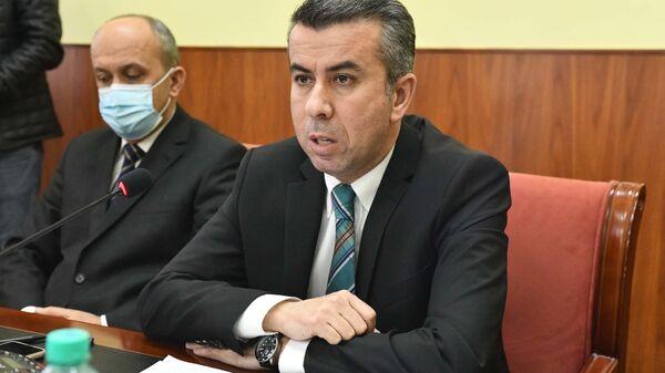Пресс-конференция Уполномоченного по правам человека в Таджикистане - Sputnik Тоҷикистон