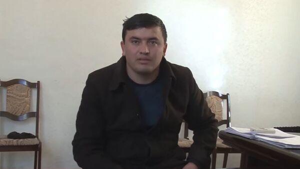 Экстрасенс из Таджикистана, задержанный МВД - Sputnik Тоҷикистон